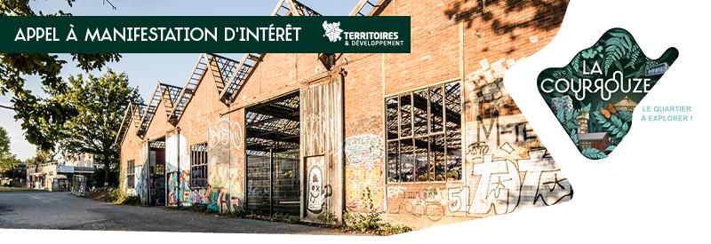Appel à manifestation d'intérêt sur une ancienne halle industrielle