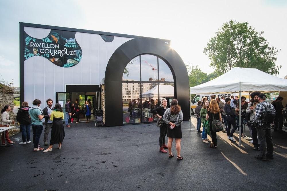 Focus sur la soirée d'ouverture du Pavillon Courrouze
