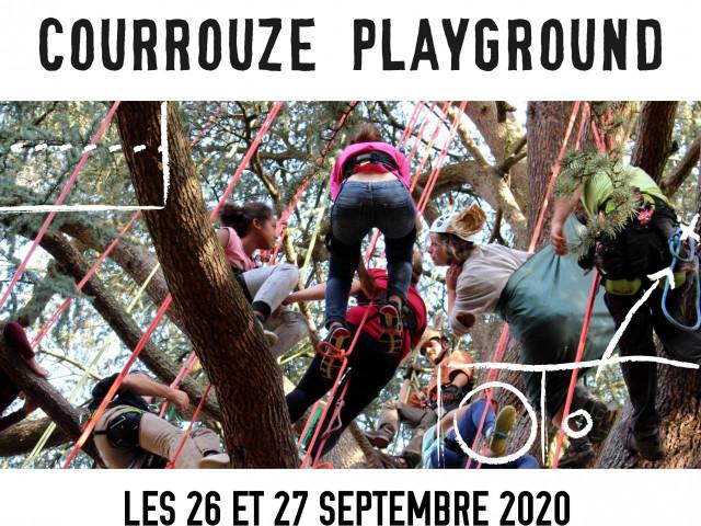 COURROUZE PLAYGROUND - Le grand jeu d'exploration