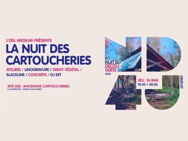 ND4J - La Nuit Des Cartoucheries
