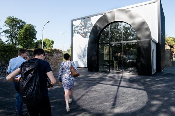 Pavillon Courrouze