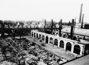 Les nazis et la bataille de Rennes